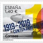 Anniversaries, Centenary of Air Transport in Spain (1919-2019)