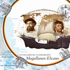 Joint Issue Spain-Portugal, 5th Centenary of the Magellan-Elcano Expedition