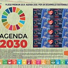 Solidarity Stamp, UN 2030 Agenda