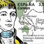 Discoverers of Oceania, Francisco Antonio Mourelle