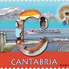 12 Months, 12 Stamps - Cantabria