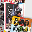 Star Wars - Puzzle and Minisheet - '20% Discount'