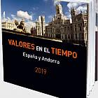 2019 Sellos España y Andorra