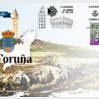 12 Months, 12 Stamps - Coruña