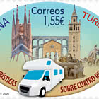 Tourism - Sightseeing Routes on Two or Four Wheels - Caravan