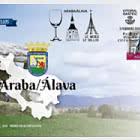 12 Monate, 12 Briefmarken - Araba/Álava