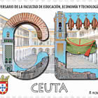 12 Months, 12 Stamps - Ceuta