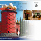 Museums 2020 - Theater-Museum Dali, Figueres FDC