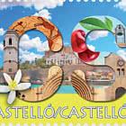 12个月,12枚邮票-Castellon