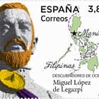 Descubridores de Oceanía - Miguel López de Legazpi