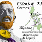 Discoverers Of Oceania - Miguel Lopez De Legazpi