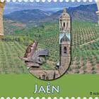 12 Months 12 Stamps - Jaen - CTO