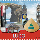 12 Months 12 Stamps - Lugo