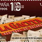 100 Years of the La Gaceta Regional of Salamanca