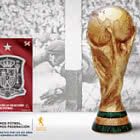 Centenary Of The Spanish National Football Team - Mint
