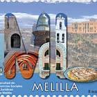 12 Mois 12 Timbres - Melilla