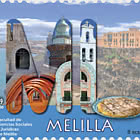 12 Months 12 Stamps - Melilla