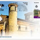 12 Monate 12 Briefmarken - Palencia