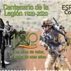 Centenary Of The Spanish Legion 1920-2020 - CTO