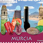 12 Months 12 Stamps - Murcia