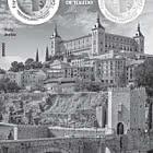 Historical Center Of Toledo - Artist Proof
