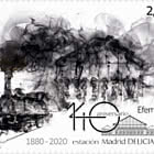 140th Anniversary of Madrid Delicias Station