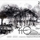 140th Anniversary of Madrid Delicias Station - CTO