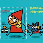 Graphic Humour - Mikel Urmeneta