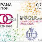 Centenaire Du Titre D'ingénieur En Télécommunications