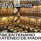 Bicentennial Of Ateneo De Madrid - CTO