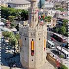 VIII Centenaire De La Torre Del Oro À Séville