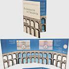 10% DISCOUNT - World Heritage - Segovia Aqueduct Coin Card