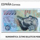 Numismatique - Le dernier billet et pièce de monnaie de Peseta