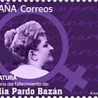 Centenaire De La Mort D'emilia Pardo Bazán