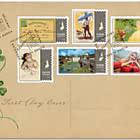 Cartolina 150 Anni