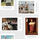 Pinturas finlandesas clásicas