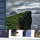 Faroese Lighthouses- (Booklet)