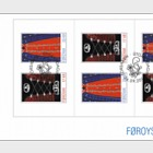 Faroese national Costumes I (FDC-SB)