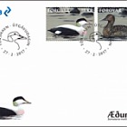 The Eider- (FDC Set)