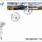 Sørvágsvatn / Leitisvatn- (FDC Set)
