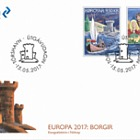Europa 2017- (FDC Set)