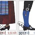 Faroese National Costumes II - (Set CTO)