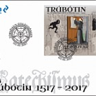 Reformation 500th Anniversary - (FDC M/S)