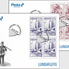 Seabird Fowling - (FDC Block of 4)