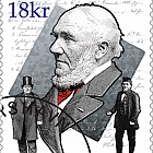 H.C. Müller 200 Years - (Stamp CTO)