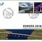 Europa 2018 - (FDC Set)