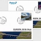Europa 2018- (FDC Single Stamp)