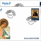 Icons - (FDC Single Stamp)