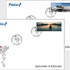 Leynavatn & Eidisvatn - FDC Single Stamp