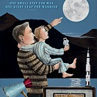 The Moon Landing 1969 Poster
